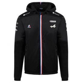 Veste de pluie ALPINE F1® Team 2021 noire pour homme