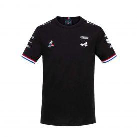 T-shirt ALPINE F1® Team 2021 noir pour enfant