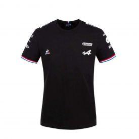 T-shirt ALPINE F1® Team 2021 noir pour homme