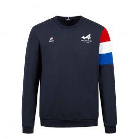 Sweat ALPINE F1® Team 2021 Fan noir pour homme