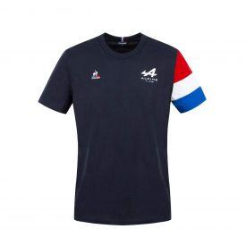 T-shirt ALPINE F1® Team 2021 Fan noir pour homme