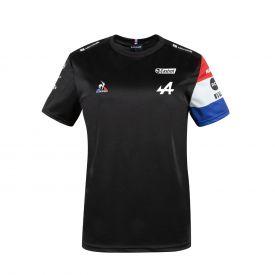 T-shirt ALPINE F1® Team 2021 Garage noir pour homme