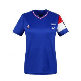 Maillot ALPINE F1® Team 2021 Ocon bleu pour femme