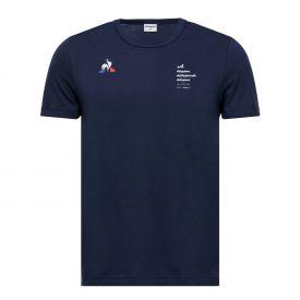 T-shirt ALPINE F1® Team 2021 Phonétique bleu pour homme - Edition limitée