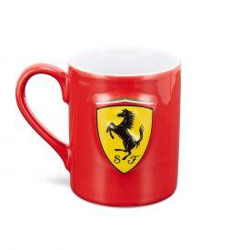 Mug FERRARI Logo Scudetto rouge