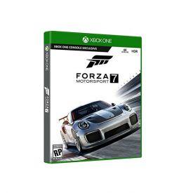 Jeu vidéo FORZA MOTORSPORT 7 XBOX ONE