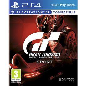Jeu vidéo GRAN TURISMO PS4