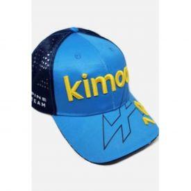 Casquette KIMOA ALPINE F1® TEAM Grand Prix d'Espagne bleue