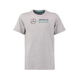 T-shirt MERCEDES AMG Logo gris pour enfant