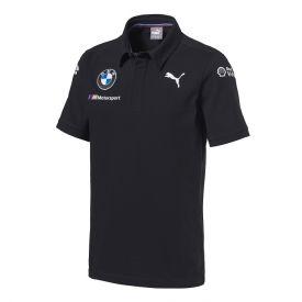 Polo BMW Motorsport Team gris anthracite pour homme
