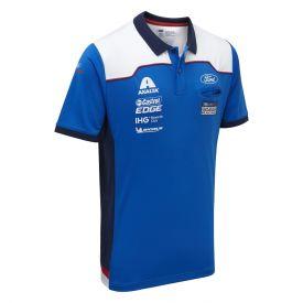 Polo FORD Team bleu pour homme