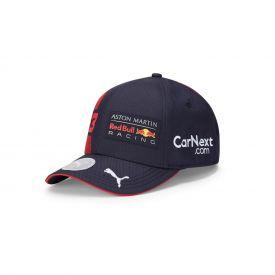 Casquette RED BULL Team 2020 VERSTAPPEN bleue