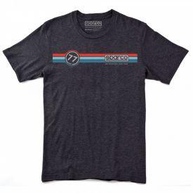 T-shirt SPARCO Circuit gris pour homme
