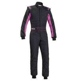 Combinaison FIA SPARCO Sprint RS-2.1 édition limitée noir/rose