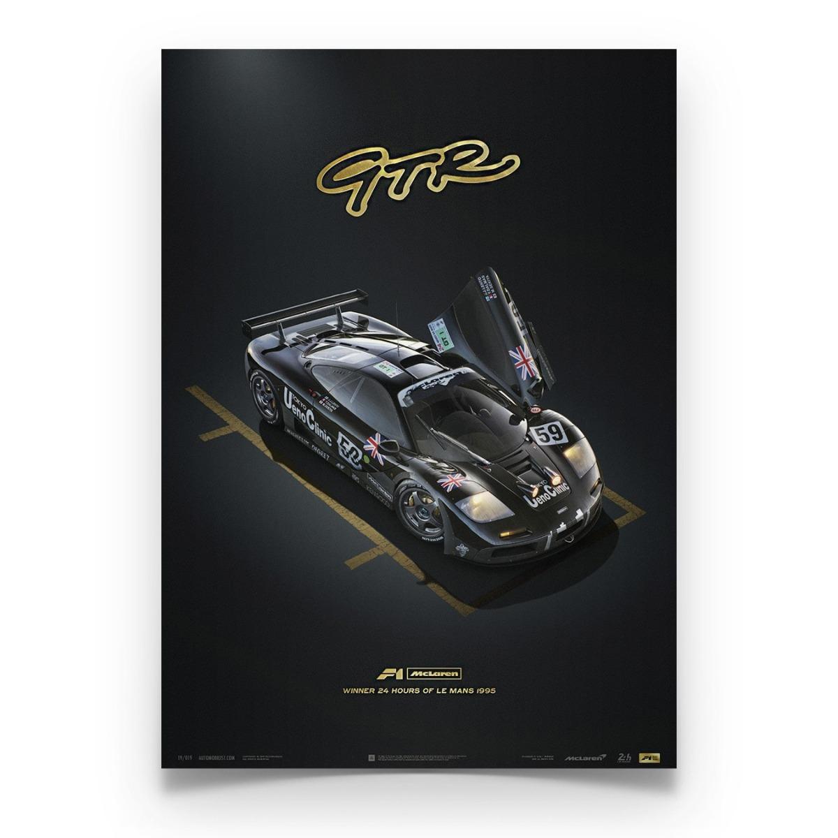 McLaren F1 GTR - 24h Le Mans