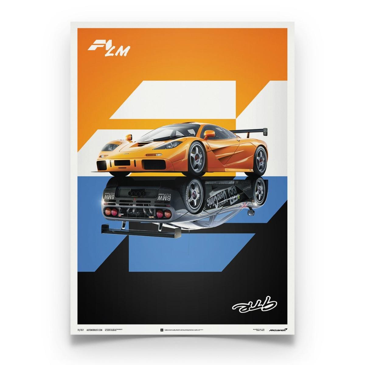 McLaren F1 LM / GTR